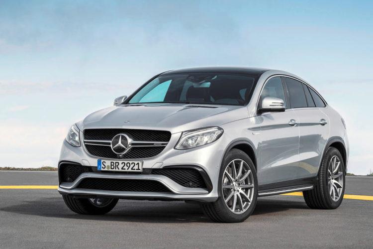 2018 Mercedes AMG GLE 63 S - $111,860