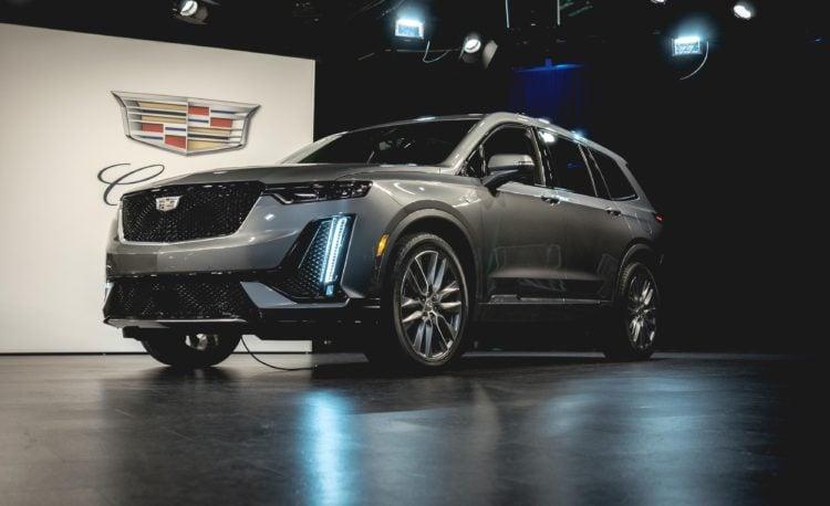 2019 Cadillac XT6 fully loaded - $70,780