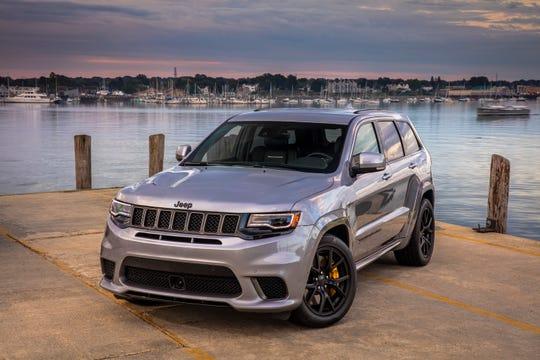2019 Jeep Grand Cherokee Trackhawk