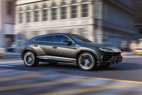 2019 Lamborghini Urus - $200,000