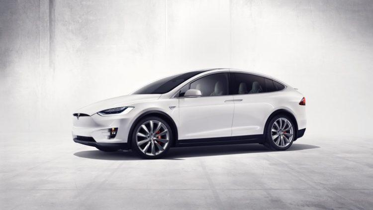 2019 Tesla Model X Ludicrous Performance $158,454