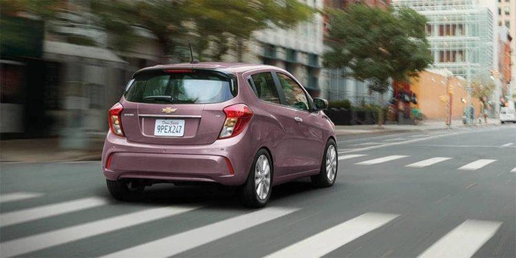 2020 Chevrolet Spark-$13,220
