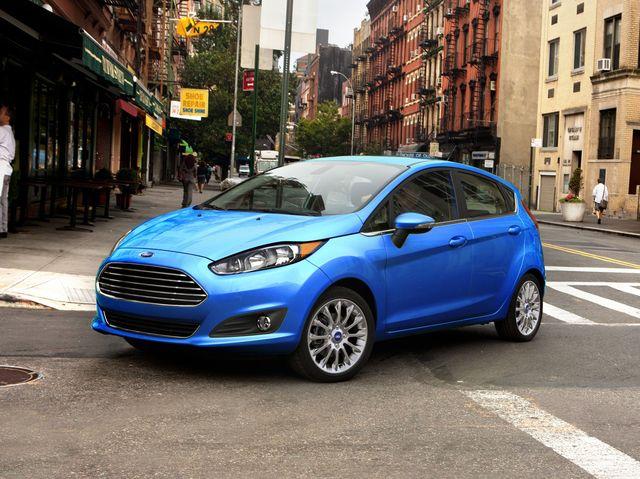 2020 Ford Fiesta-$16,720