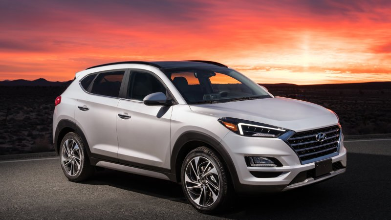Best Full Size Suv 2020.The 20 Best Small Suvs Heading Into 2020