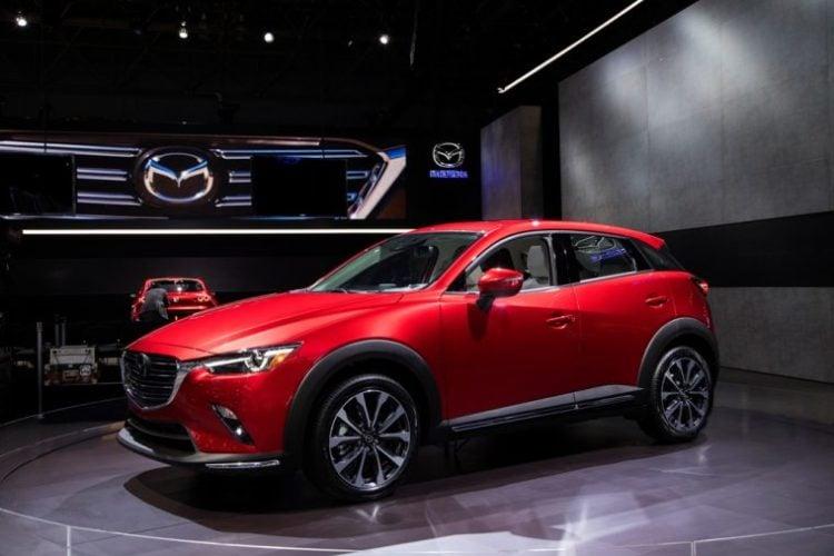 2020 Mazda CX3