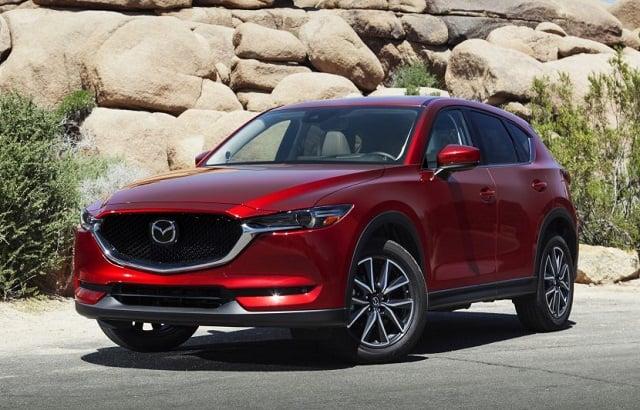 2020 Mazda CX5