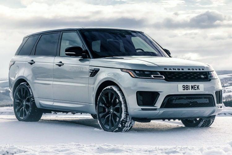 2020 Range Rover Sport -126,813