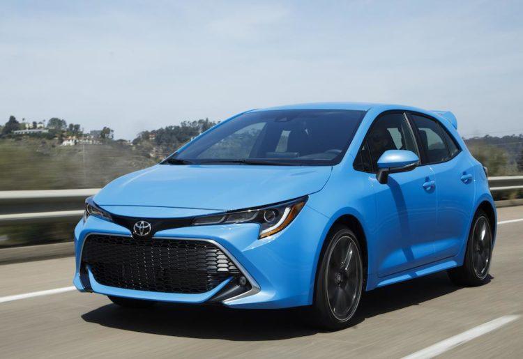 2020 Toyota Corolla-$19,600