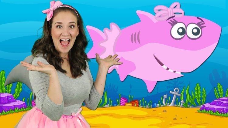 Baby Shark Dance - Pinkfong Kids' Songs & Stories