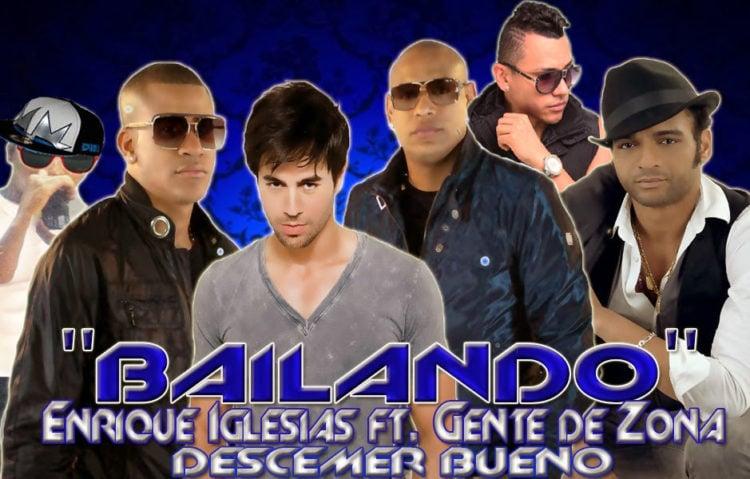 Bailando – Enrique Iglesias ft. Descemer Bueno and Gente De Zona
