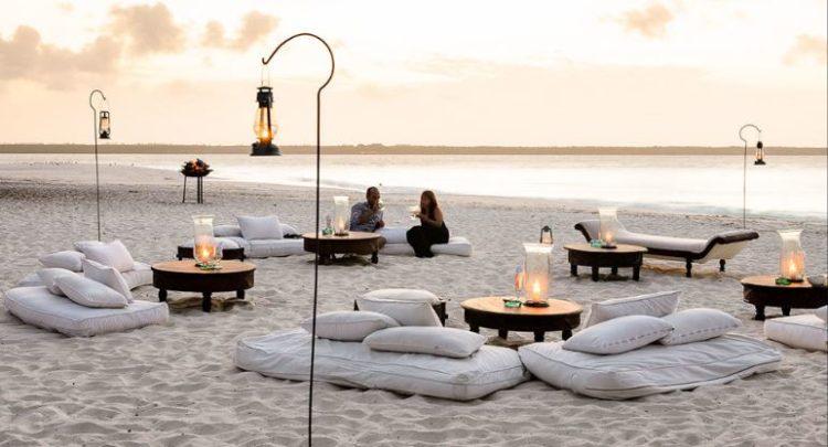 & Beyond Mnemba Island Resort