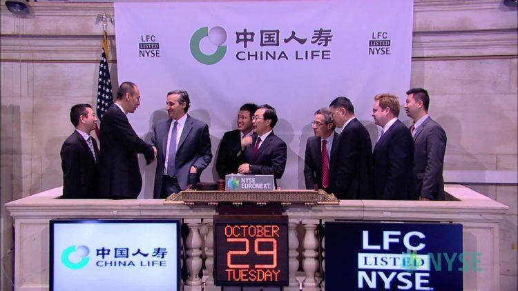 China Life Insurance Company
