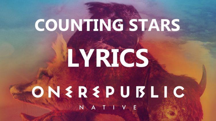 Counting Stars – OneRepublic