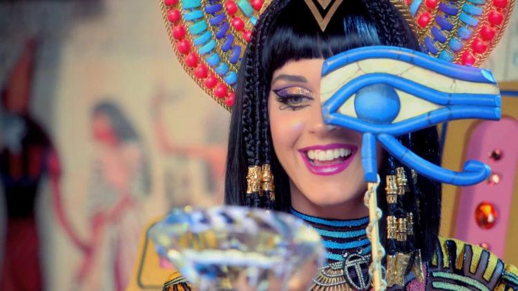 Dark Horse – Katy Perry ft. Juicy J