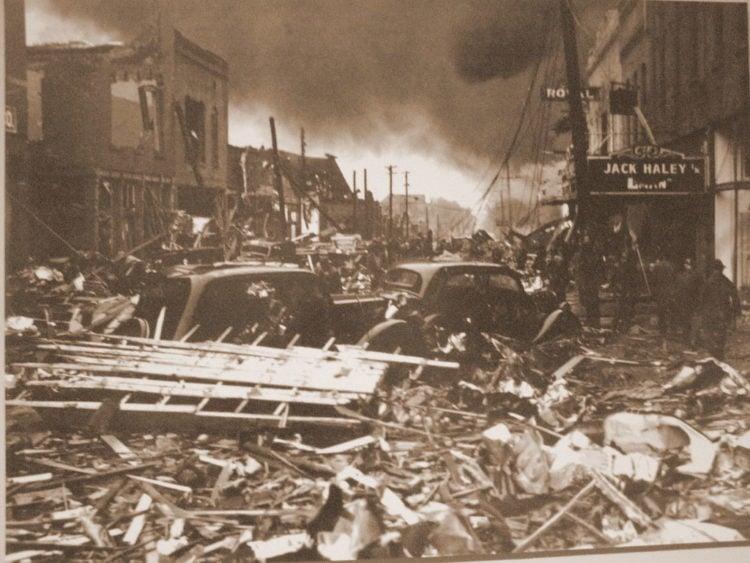 Gainesville tornado