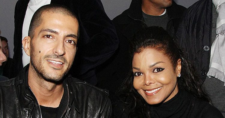 Janet Jackson and Husbnad