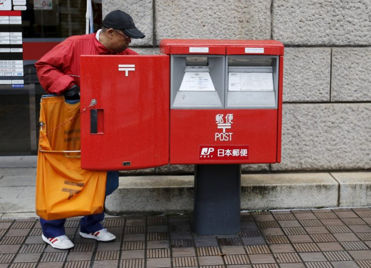 Japan Post Holdings, Ltd.