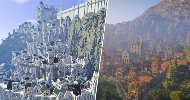 Minecraft Middle-earth
