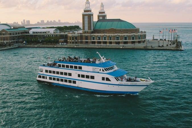 Mystic Harbor Cruises