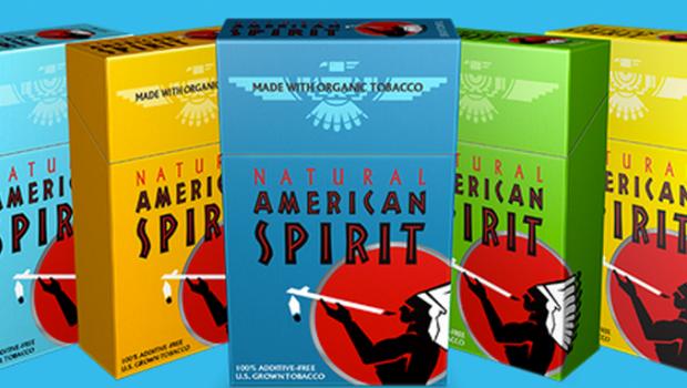Natural American Spirits