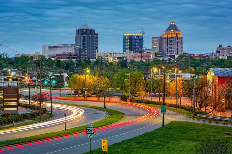 North Carolina best places