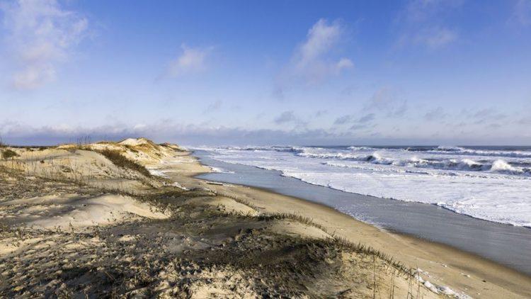 North Carolina ocean