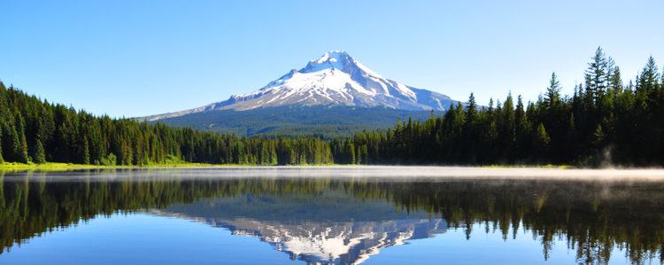 Oregon view