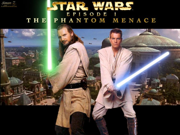 Star Wars Episode 1 The Phantom Menace