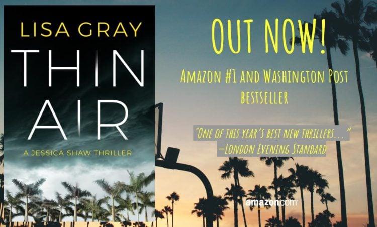 Thin Air (Jessica Shaw Book 1) by Lisa Gray