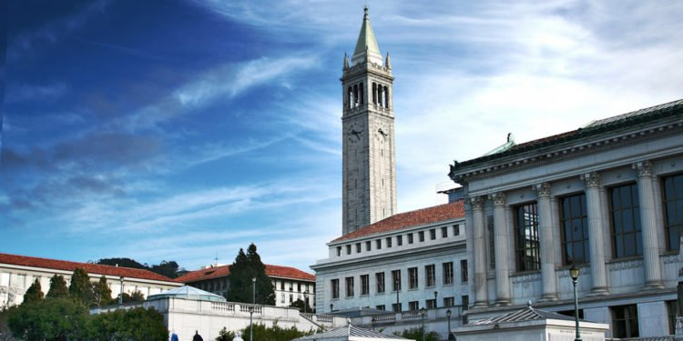 University of Californi Berkeley