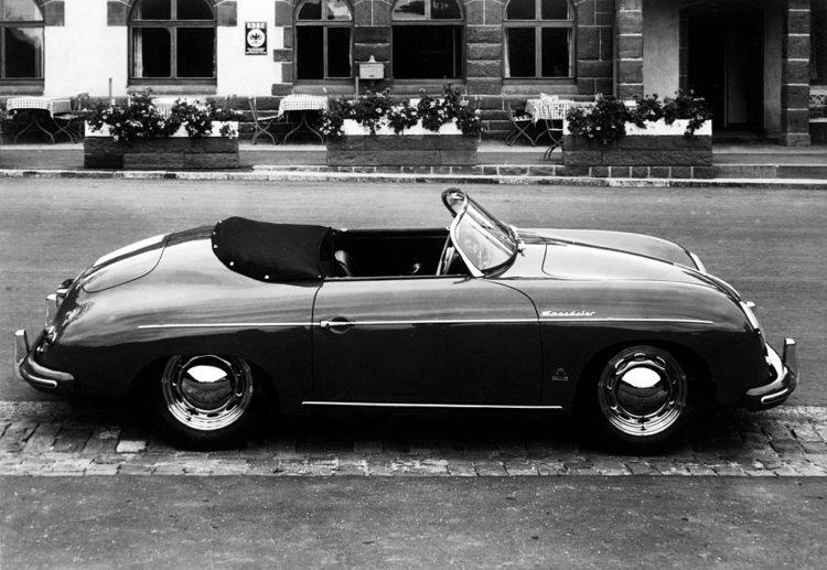 1954 Porsche 356 1500 Speedster