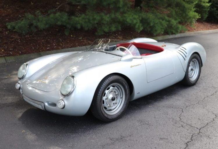 1956 Porsche 550 Spyder convertible