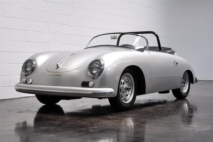 1957 356 A 1500 GS Carrera GT Speedster