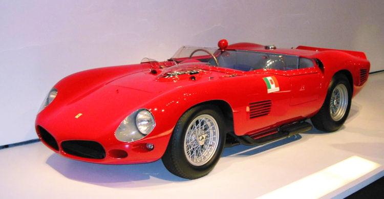 1957 Ferrari 250TR Testa Rossa