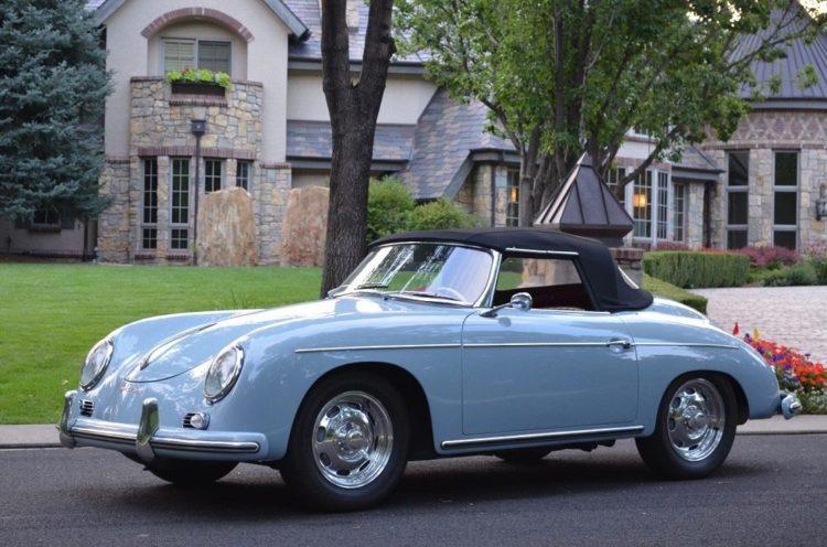 1958 Porsche 356 D convertible