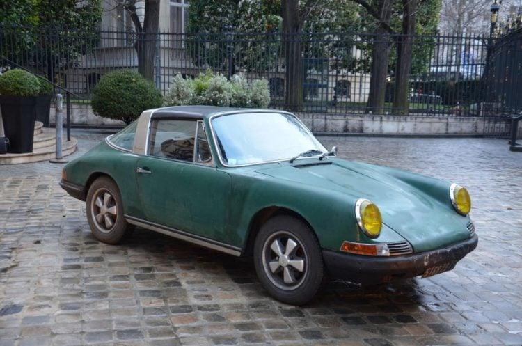 1967 Porsche 911 T Targa
