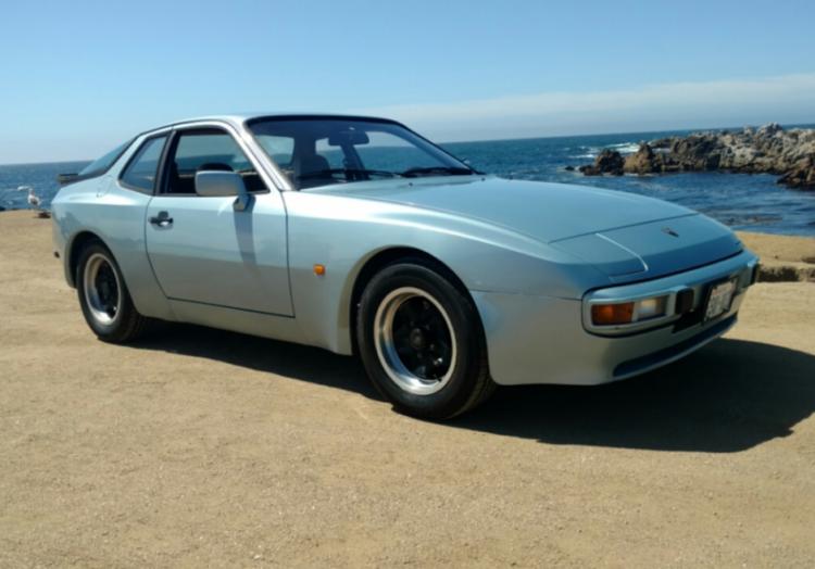 1982 Porsche 944