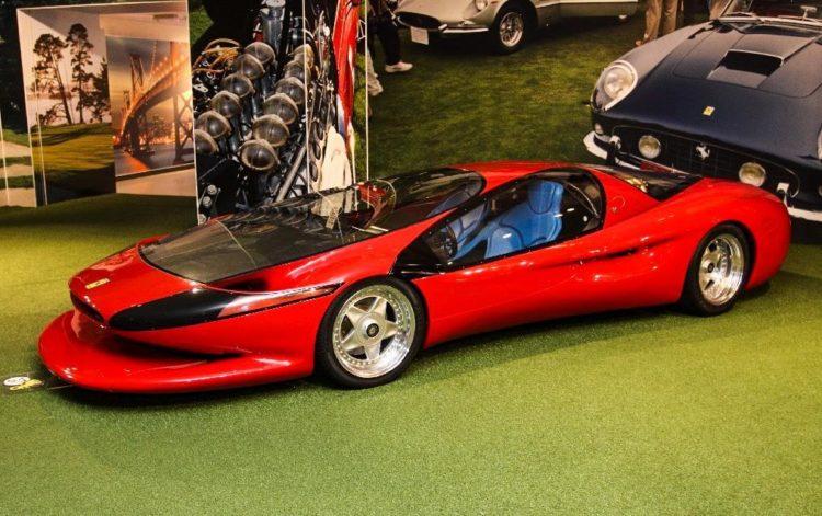 1989 Colani Ferrari Testa d' Orio