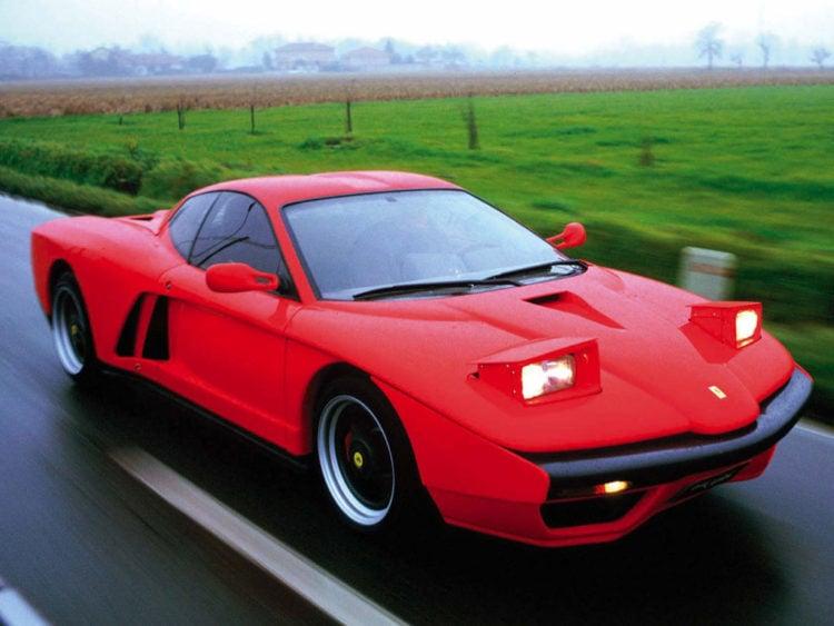 1993 F93 was a Formula Zagato