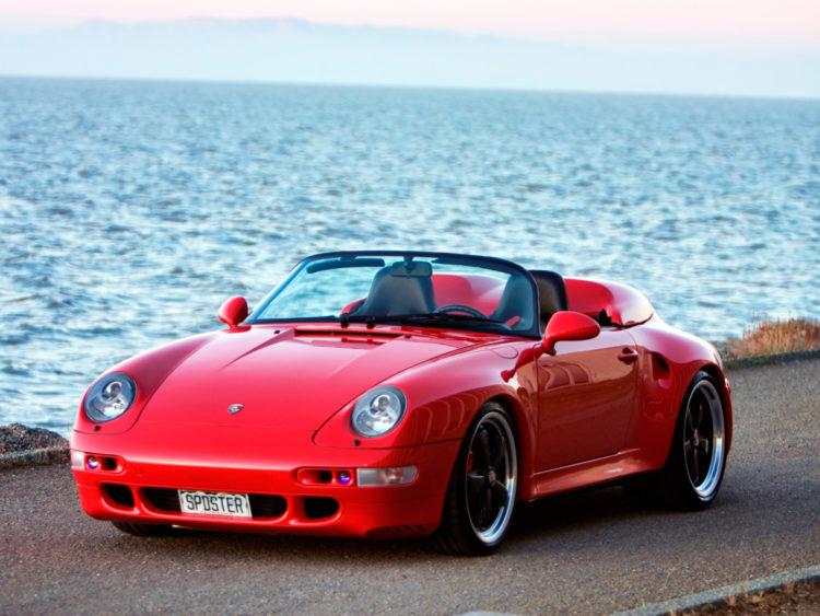 1995 Porsche 993 911 Speedster
