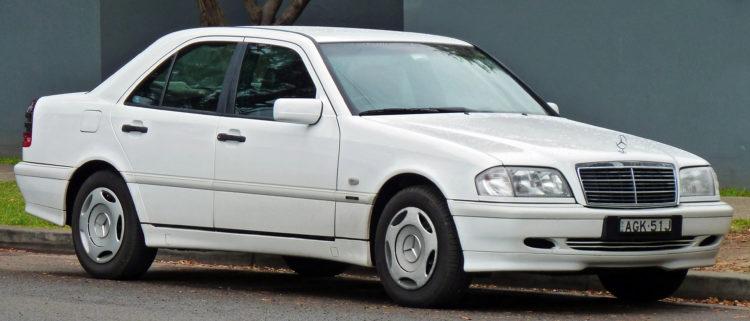 1997 C-Class C230 Sedan