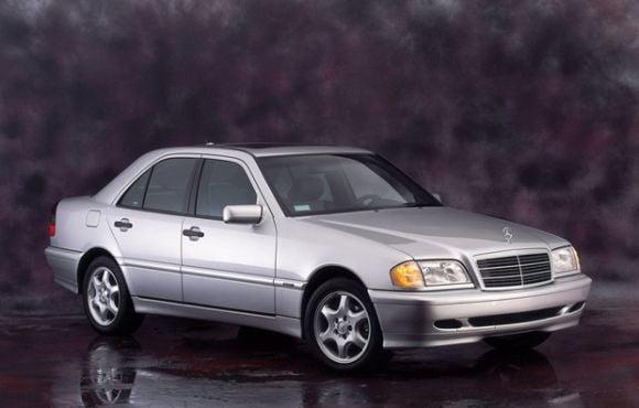 1999 C-Class C230 Sedan