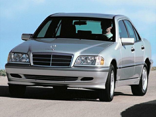 2000 C-Class C280 Sedan