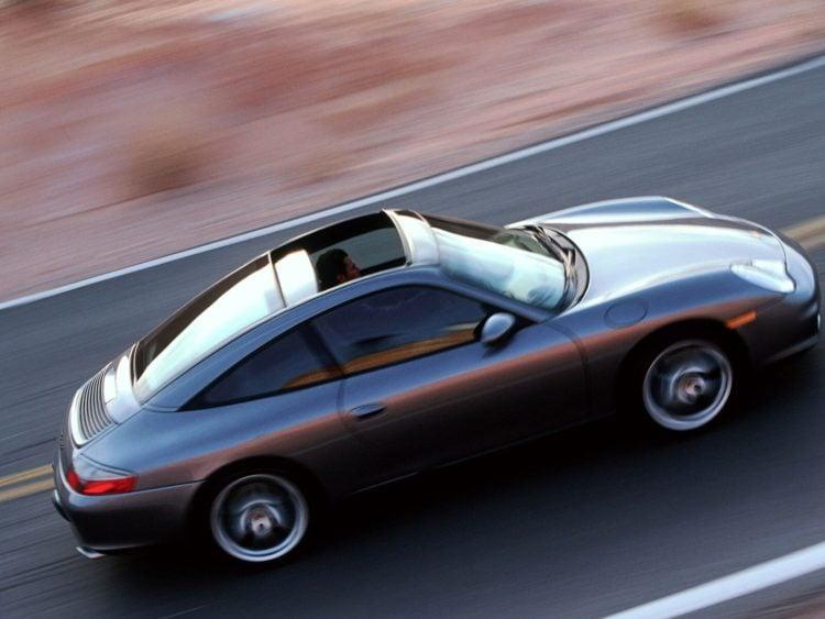 2004 Porsche 996 Targa