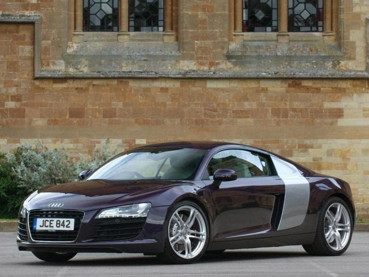2006 Audi R8 Coupe