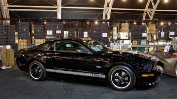 2007 Shelby GT500 - $600,000
