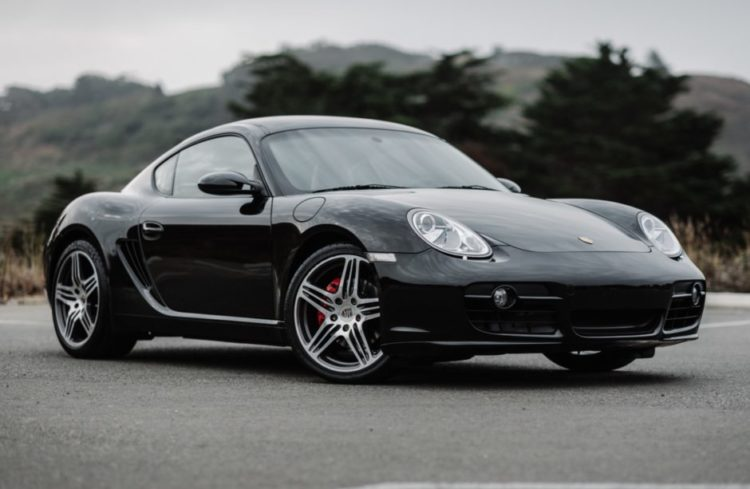 10 Best Porsche Cayman Models Of All Time