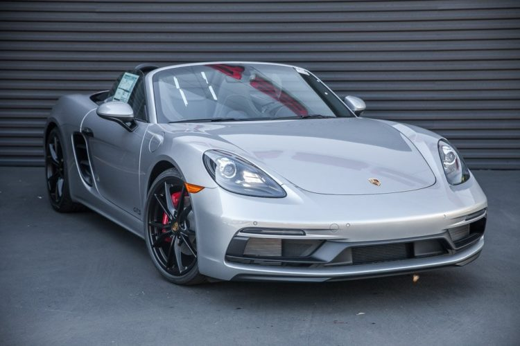 2019 718 Boxster GTS