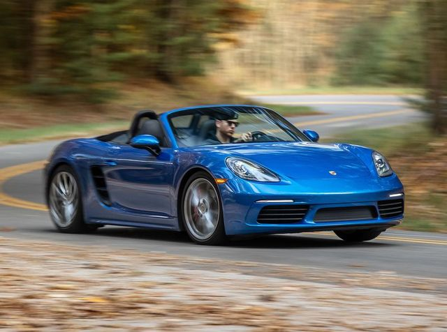 2019 718 Boxster S