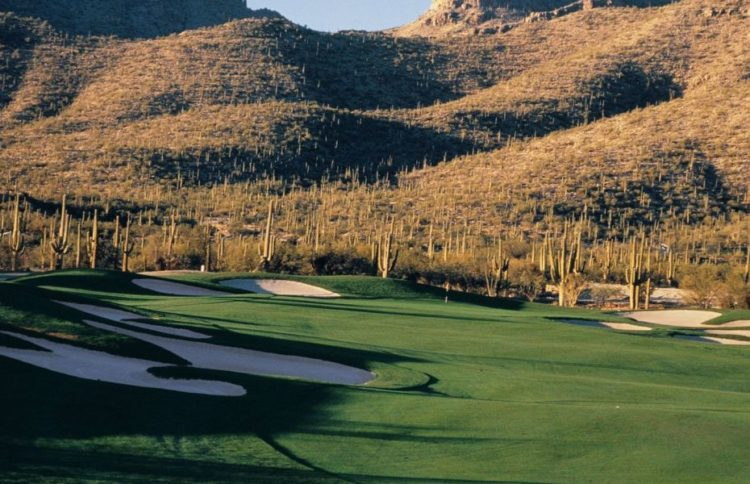 Arizona National Golf Course Tucson